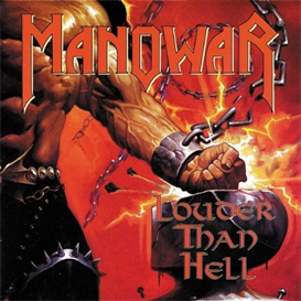 MANOWAR Louder Than Hell (1996) (GEFFEN RECORDS) (10 TRACKS) 320 Kbps MP3 ALBUM | Music | Rock