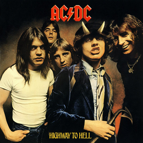 First Additional product image for - AC DC Highway To Hell (1994) (RMST) (ATCO RECORDS) (10 TRACKS) 320 Kbps MP3 ALBUM