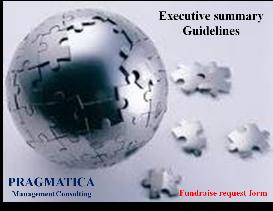 executive summary gudelines