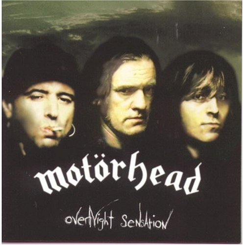 First Additional product image for - MOTORHEAD Overnight Sensation (1996) (CMC INTERNATIONAL RECORDS) (11 TRACKS) 320 Kbps MP3 ALBUM