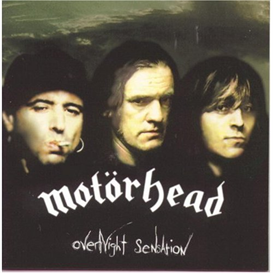 MOTORHEAD Overnight Sensation (1996) (CMC INTERNATIONAL RECORDS) (11 TRACKS) 320 Kbps MP3 ALBUM | Music | Rock