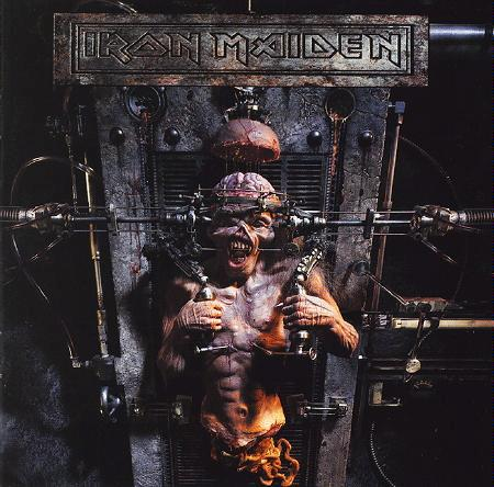 First Additional product image for - IRON MAIDEN The X Factor (1995) (CMC RECORDS) (11 TRACKS) 320 Kbps MP3 ALBUM