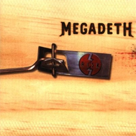 MEGADETH Risk (1999) (CAPITOL RECORDS) (12 TRACKS) 320 Kbps MP3 ALBUM | Music | Rock