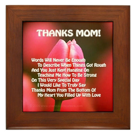 Thanks Mom- - -Epoems | Photos and Images | Holiday and Seasonal