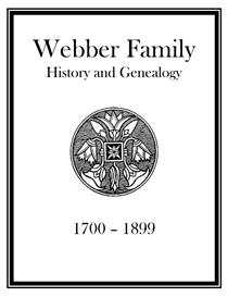 Webber Family History and Genealogy | eBooks | History