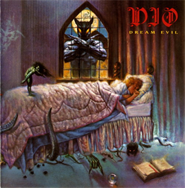 DIO Dream Evil (1987) (WARNER BROS. RECORDS) (9 TRACKS) 320 Kbps MP3 ALBUM | Music | Rock
