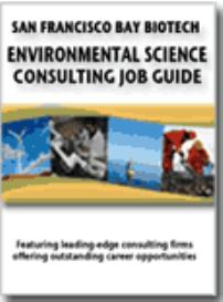 Sf Bay Biotech Environmental Science  Consulting Job Guide | eBooks | Business and Money