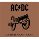 ACDC For Those About To Rock (We Salute You) (1994) (RMST) (ATCO RECORDS) (10 TRACKS) 320 Kbps MP3 ALBUM | Music | Rock