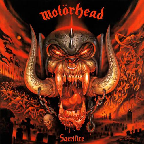 First Additional product image for - MOTORHEAD Sacrifice (1995) (CMC INTERNATIONAL RECORDS) (11 TRACKS) 320 Kbps MP3 ALBUM