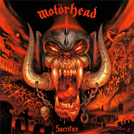 MOTORHEAD Sacrifice (1995) (CMC INTERNATIONAL RECORDS) (11 TRACKS) 320 Kbps MP3 ALBUM | Music | Rock