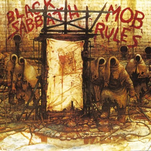 First Additional product image for - BLACK SABBATH Mob Rules (1981) (WARNER BROS. RECORDS) (9 TRACKS) 320 Kbps MP3 ALBUM