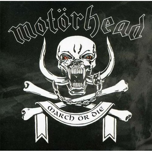 First Additional product image for - MOTORHEAD March Or Die (1992) (WTG RECORDS) (11 TRACKS) 320 Kbps MP3 ALBUM