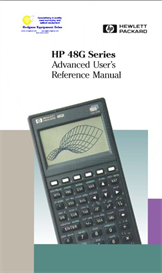 HP 48G Series Advanced User's Reference Manual | Documents and Forms | Manuals