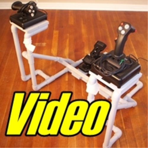 First Additional product image for - DIY Floor Unit with Side Joystick Video