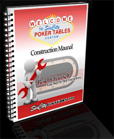 Poker Table Construction Manual