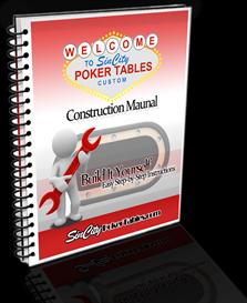 Poker Table Construction Manual | eBooks | Entertainment