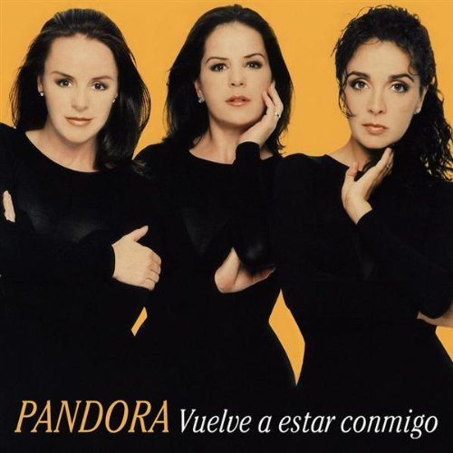 First Additional product image for - PANDORA Vuelve A Estar Conmigo (1999) (EMI MUSIC MEXICO) (10 TRACKS) 320 Kbps MP3 ALBUM