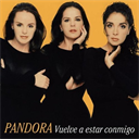PANDORA Vuelve A Estar Conmigo (1999) (EMI MUSIC MEXICO) (10 TRACKS) 320 Kbps MP3 ALBUM | Music | International