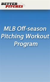 MLB Off Season Pitching Workout Program | eBooks | Sports