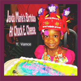 Jayda Maries Birthday At Chuck E. Cheese   eBooks   Children's eBooks