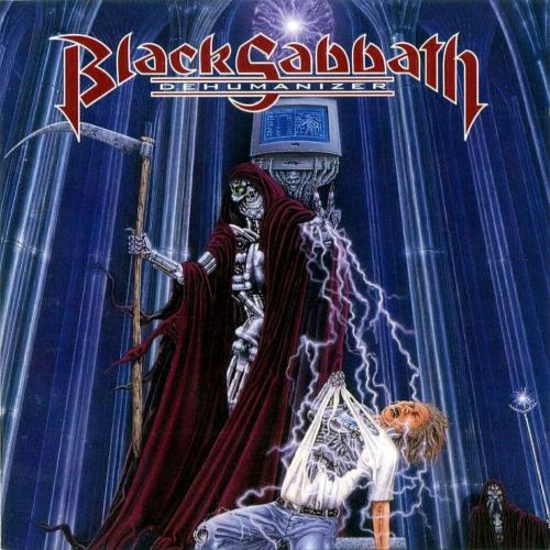 First Additional product image for - BLACK SABBATH Dehumanizer (1992) (REPRISE RECORDS) (11 TRACKS) 320 Kbps MP3 ALBUM