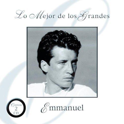 First Additional product image for - EMMANUEL Lo Mejor De Los Grandes (2000) (BMG U.S. LATIN) (30 TRACKS) 320 Kbps MP3 ALBUM