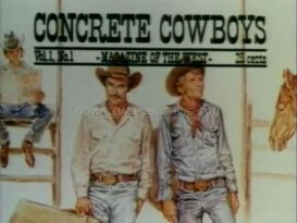 Concrete Cowboys - Movie - 1979 Action Tom Selleck Download .Avi | Movies and Videos | Action