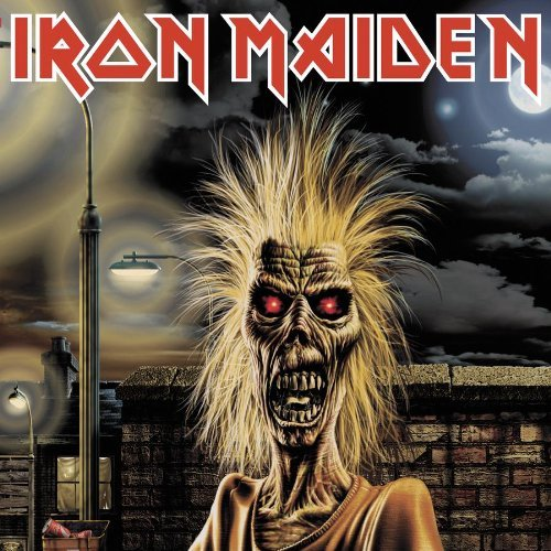 First Additional product image for - IRON MAIDEN Iron Maiden (1st ALBUM) (1998) (RMST) (RAW POWER) (9 TRACKS) 320 Kbps MP3 ALBUM