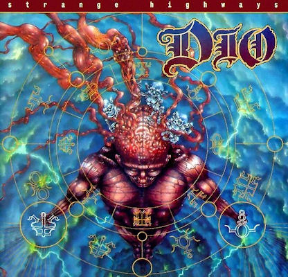 First Additional product image for - DIO Strange Highways (1994) (REPRISE RECORDS) (11 TRACKS) 320 Kbps MP3 ALBUM