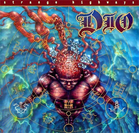 DIO Strange Highways (1994) (REPRISE RECORDS) (11 TRACKS) 320 Kbps MP3 ALBUM | Music | Rock
