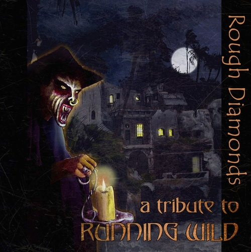 First Additional product image for - ROUGH DIAMONDS A Tribute To Running Wild (2005) (18 TRACKS) 128 Kbps MP3 ALBUM