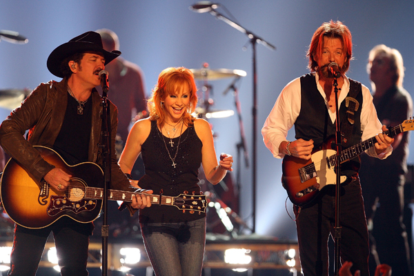 First Additional product image for - REBA + BROOKS & DUNN Exclusive Collector's Edition (1998) (ARISTA RECORDS) (4 TRACKS) 320 Kbps MP3 EP