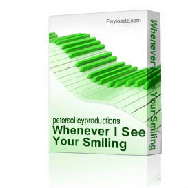 Whenever I See Your Smiling Face | Music | Backing tracks