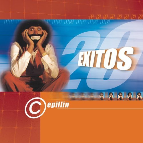 First Additional product image for - CEPILLIN 20 Exitos (1999) (FONOVISA) (20 TRACKS) 320 Kbps MP3 ALBUM