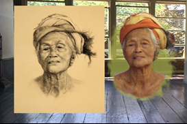 Drawing-Portraits-from-Photographs | Movies and Videos | Educational