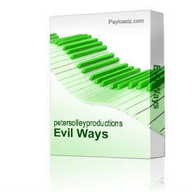 Evil Ways | Music | Backing tracks