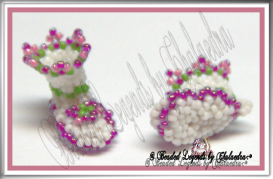 Baby Bootie Earrings or Charms | eBooks | Arts and Crafts
