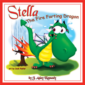 Stella the Fire Farting Dragon | eBooks | Children's eBooks