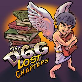D6G: The Lost Chapters Book 7 | Audio Books | Humor