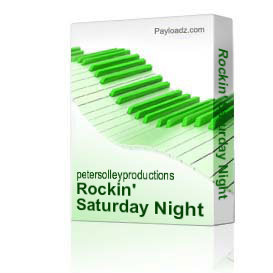 Rockin' Saturday Night | Music | Backing tracks