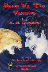 Spam Vs. the Vampire by K. B. Dundee | eBooks | Fiction