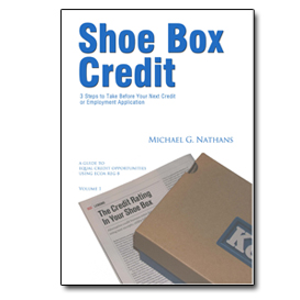 Shoe Box Credit - 3 Steps to Take Before Your Next Credit  or Employment Application | eBooks | Finance
