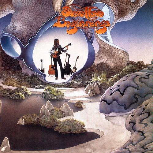 First Additional product image for - STEVE HOWE (YES) Beginnings (1994) (RMST) (ATLANTIC RECORDS) (9 TRACKS) 320 Kbps MP3 ALBUM