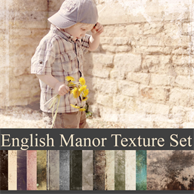 SJGP English Manor Texture Set