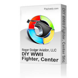 DIY WWII Fighter, Center Stick and Keyboard Mod Bundle | Movies and Videos | Educational