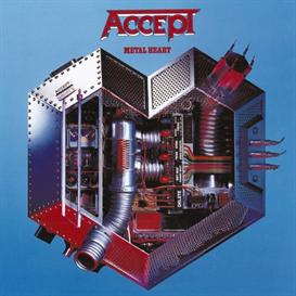 ACCEPT Metal Heart (1985) (SONY) (10 TRACKS) 192 Kbps MP3 ALBUM | Music | Rock
