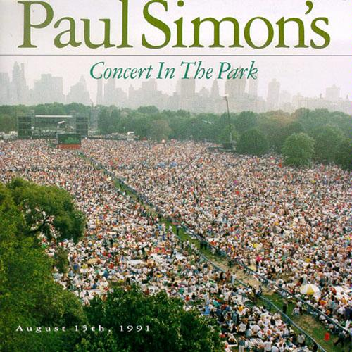 First Additional product image for - PAUL SIMON Concert In The Park (1991) (WARNER BROS. RECORDS) (23 TRACKS) 320 Kbps MP3 ALBUM