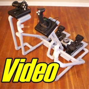 DIY Floor Unit with Center Joystick Video | Movies and Videos | Educational