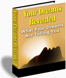 Your Dreams Revealed | eBooks | Health