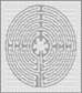 Chartres-Chart Knitted Labyrinth | Other Files | Arts and Crafts